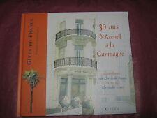 Gîtes de France Pyrénées -Atlantiques cairn éditions 2004 Tirage Limité