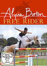 Horses DVD Alycia Burton Free Ride
