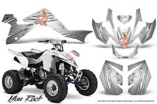 SUZUKI LTZ 400 09-15 GRAPHICS KIT CREATORX DECALS YOU ROCK W
