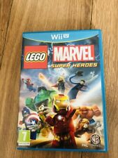 Jeu Lego Marvel Super Heroes Sur Nintendo Wii U En Bon État Fr