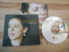 CD Jazz Luciana Souza - Neruda (10 Song) SUNNYSIDE COMMUNIC