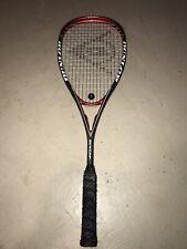Preowned Dunlop Titanium Blackmax Titanium 510 Acs Squash Racquet 510cm, 16x19
