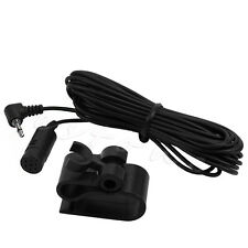 New 2.5mm Bluetooth External Microphone For Car Pioneer Stereos Radio Receiver
