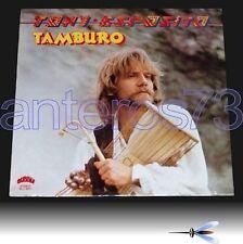 """TONY ESPOSITO """"TAMBURO"""" RARE LP SEALED - ITALO COSMIC"""