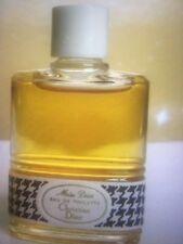 Parfumminiatur Miss Dior Eau de Toilette 10 ml VINTAGE