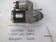 Suzuki SX4 79 PS Bj. 2008 Anlasser