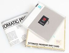 MINOLTA AUTOMATIC PROGRAM SHIFT CARD 7OOOI CAMERA IN ORIGINAL BOX