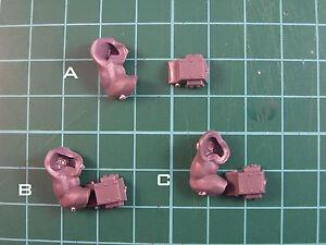 Militarium Auxilla Bullgryns Left Arm bits 40K, Games Workshop