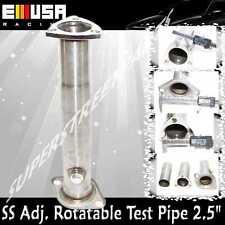 SS Adj.Test Piping fit Honda 2-95 Civic Del Sol 90-02 Accord B/D/H/K/F Series