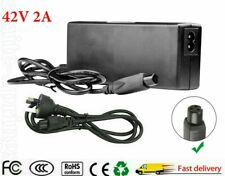3 pin Au Charger Ac Adapter For Hoverboard Segway Electric Scooter 42V 2000mA CC