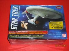 Star Trek U.S.S. Enterprise Space Seed Botany Bay Edition Unbuilt Plastic kit
