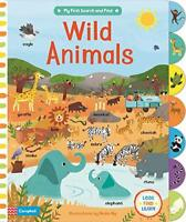 Wild Animals (My First Search and Find) by , NEW Book, FREE & Fast Delivery, (Bo