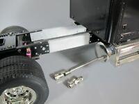 "Aluminum 3"" Frame Extension + Drive Shaft Kit Tamiya R/C 1/14 King Grand Hauler"
