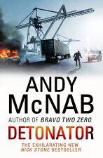 Detonator: (Nick Stone Thriller 17),Andy McNab- 9780593073797