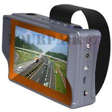 "4.3"" Portable LCD CCTV Camera Tester Wrist Monitor - 1080P HD TVI + CVBS Analog"