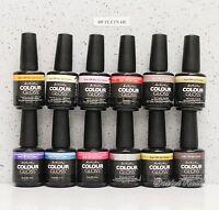 Artistic Nail Design Colour Gloss SET OF 12 Colors Gel Polish Lot Kit > SHIP 24H