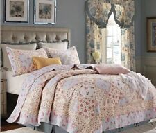 King Size-Rose Garden -Classic-3 pc Quilt Set 105 X 95 with 2 shams