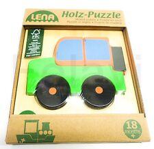 Lena Holz-Puzzle Auto Holzspielzeug Geschenk Puzzel Neu und OVP! 32086 (F207)