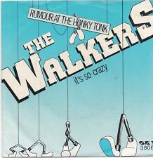 The Walkers-Rumour At The Honky Tonk vinyl single (SKY)
