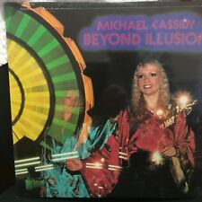 Michael Cassidy 2fer NEW Beyond Illusion, and VG Golden Avatar Change of Heart