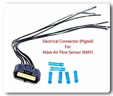 Electrical Connector 6 Blades For Mass Air Flow Sensor  Fits: FORD - MERCURY
