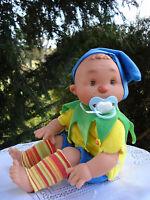 "Bambolino Baby,""Lazlo""Puppe,Spielepuppe,Sammlerpuppe,Babypuppe,Reborn"