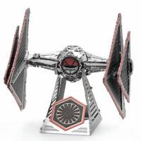 Fascinations Metal Earth Star Wars Sith Tie Fighter Unassembled 3D Metal Model
