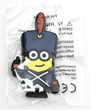 NEW Universal Studios Despicable Me Minion Scavenger Hunt Guard Fridge Magnet