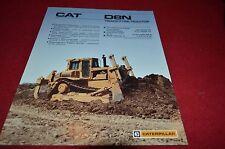 Caterpillar D8N Crawler Dozer Dealer's Brochure DCPA4 Ver2