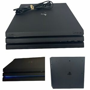 Sony PlayStation 4 PS4 Console + Power Cord CUH-7215B AS-IS for Parts Or Repair