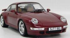 GT Spirit 1998 PORSCHE 911 993 TURBO ARENA RED LE 300pc 1:12*New Item*Rare Find!