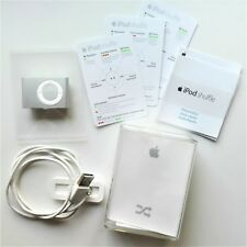 Apple iPod shuffle 2nd Generation Silver (1GB) + packaging VERY GOOD CONDITION