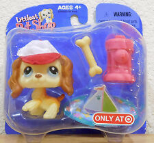298 Cocker Spaniel at Park Target Exclusive Retired Littlest Pet Shop NEW 2006