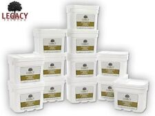 LEGACY DISASTER FOOD STORAGE - EMERGENCY SURVIVAL PREPPER MEAL SUPPLY - 369 LBS