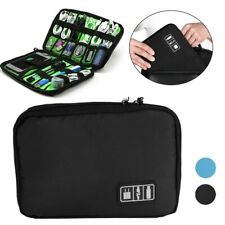 Electronic Accessories Cable Organizer Bag Travel USB Cord Charger Storage bag