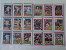 Donruss European Football    Complete    100   Card Base Set