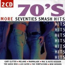 Various - More Seventies Smash Hits -  2CD