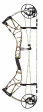New 2017 Bear Archery Moment 55-70# LH Compound Bow Package Realtree Xtra Green