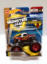 2018 Hot Wheels Monster Jam Epic Additions DC Comics Wonder Woman
