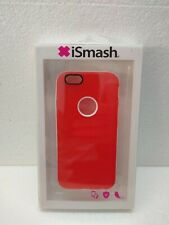 """iSmash Silicone Case Apple iPhone 6/6s 4.7"""""""" Red"""