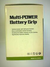 Vertical Battery Grip for Nikon D600 D610 DSLR as replacement MB-D14