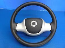 Smart Car Fortwo Passion Pure OEM Steering Wheel & Airbag & Clockspring & Trim