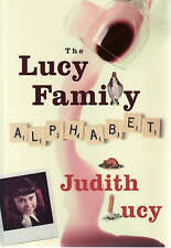 EXC COND The Lucy Family Alphabet by Judith Lucy FREE POST