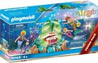 Playmobil 70368 Magic Coral Mermaid Lounge,Light Effects
