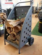 WOOD TROLLEY CARTING FIREWOOD DULUXE Brand New FIRE PLACE / WOOD HEATER
