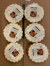 Yankee Candle French Vanilla Tarts Lot Of 6