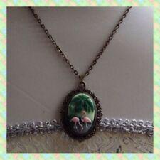 Resin Alloy Costume Necklaces & Pendants 56 - 60 Length (cm)