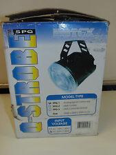 Botex Q-strobe SPQ-1 - Projecteur stroboscopique analogique 160W (NEUF)