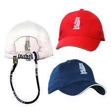 Laliza cap con banda de pesca y clip de copia de seguridad en los colores Navy, rojo o beige