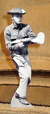 """Wanted Dead or Alive, Steve McQueen Western Tabletop Display Standee 10"""" Tall"""